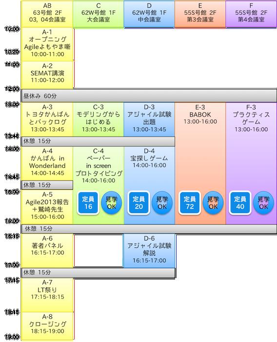 XP2013_タイムテーブル_20130913